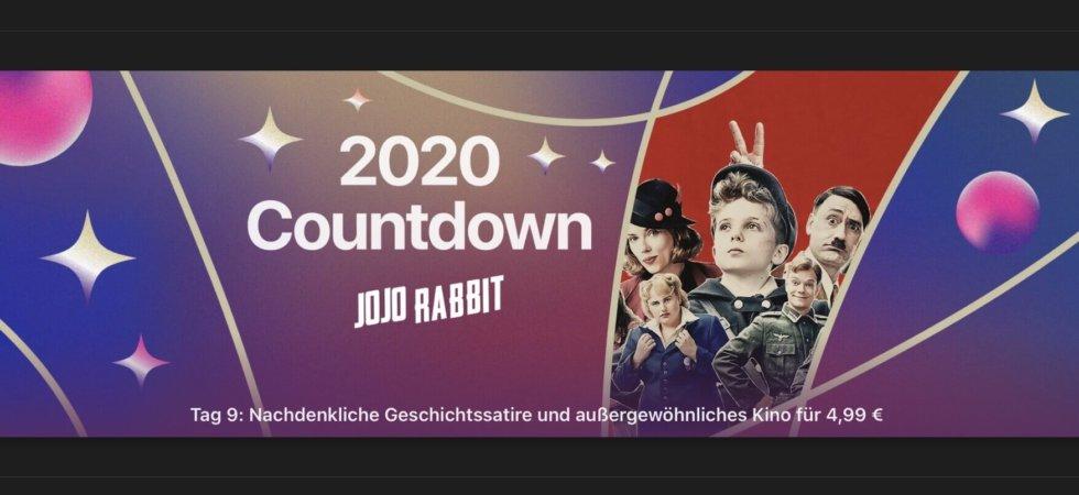 """2020 Countdown: Heute """"Jo-Jo Rabbit"""" für 4,99€"""