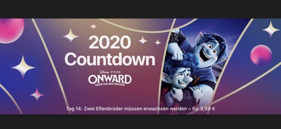 """Tag 14 im 2020 Countdown: """"Onward: Keine halbe Sachen"""" für 3,99€"""