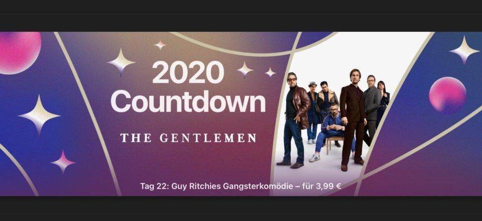 """2020 Countdown: Heute """"The Gentlemen"""" für 4,99€"""
