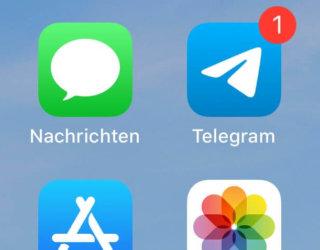 Großes Update für Telegram bringt Videochatgruppen, Bildschirmfreigaben und mehr