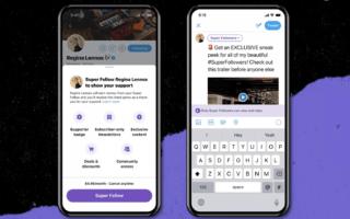 """""""Super Follows"""": Twitter kündigt kostenpflichtige Premium-Funktionen an"""