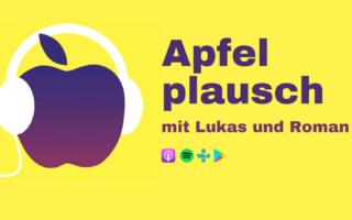 JETZT im Apfelplausch: Unser größer Talk zur WWDC 2021!