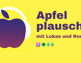 Apple Event! – Das erwarten wir |HomePod mit Display? |iPhone-13-Leaks – JETZT im Apfelplausch!
