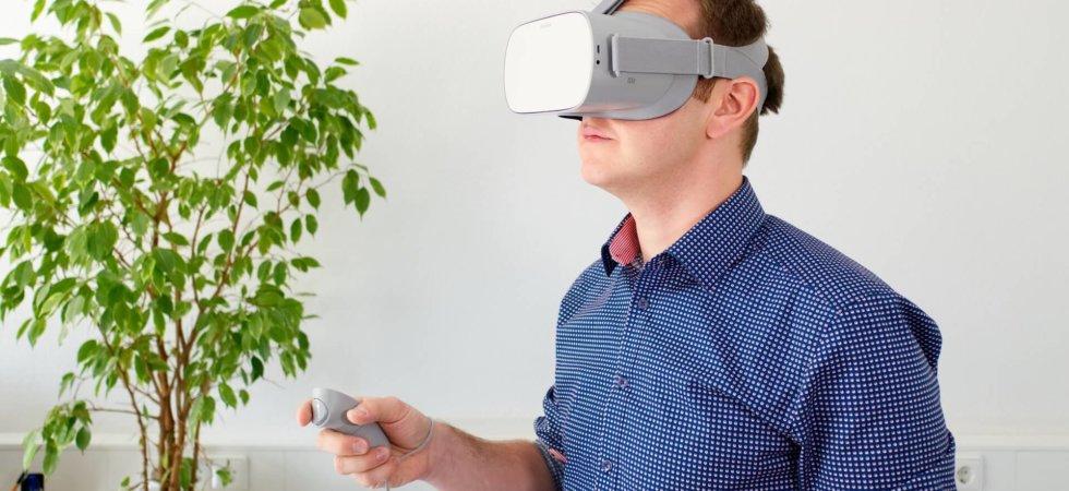 Mehrere Vorteile: Apple könnte VR-Brille mit Augensteuerung bringen