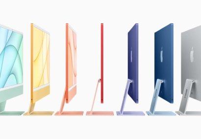 Benchmark: So schnell ist der neue iMac mit M1-Chip
