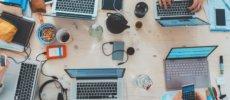 5 technologische Innovationen, die unsere Art zu studieren verändert haben
