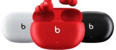 Beats Studio Buds kommen mit drei Silikonaufsätzen, 3D-Audio und sind ultraleicht