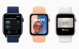 watchOS 8.0.1 ist da: Apple liefert Update für Apple Watch Series 3