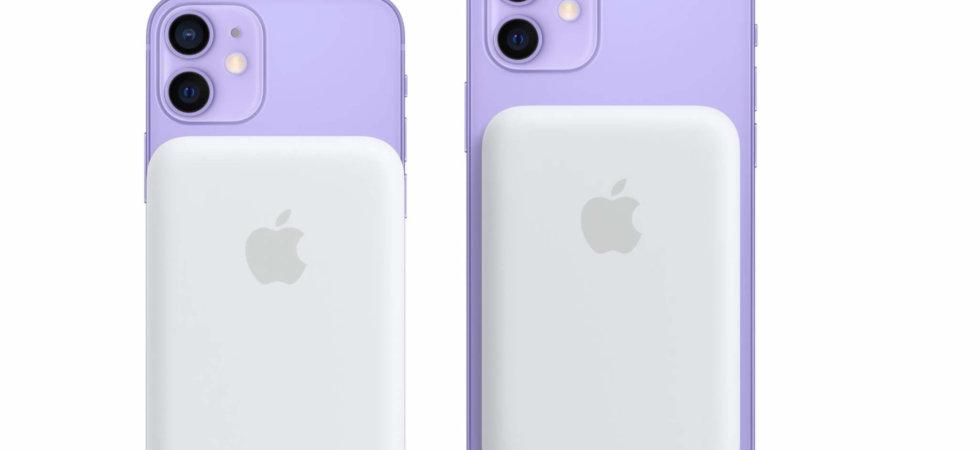 Video: Was steckt drin in der externen MagSafe-Batterie fürs iPhone 12?