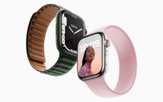 Apple Watch Series 7 kommt mit größerem Display, verbessertem Keyboard und neuen Fitness-Features