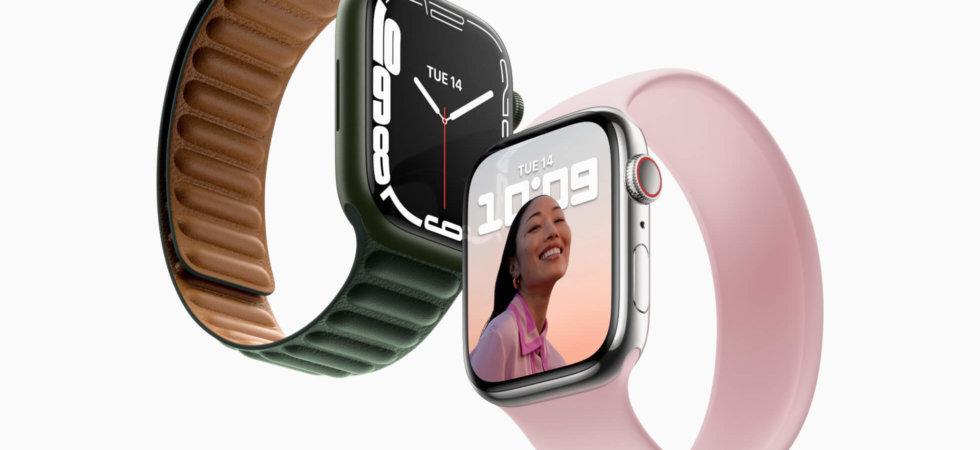 Kommt die Apple Watch Series 8 in drei Größen?