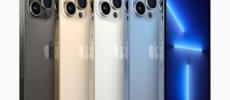 iPhone 13 Pro: ProRes-Videos in 4K brauchen mindestens 256 GB Speicher