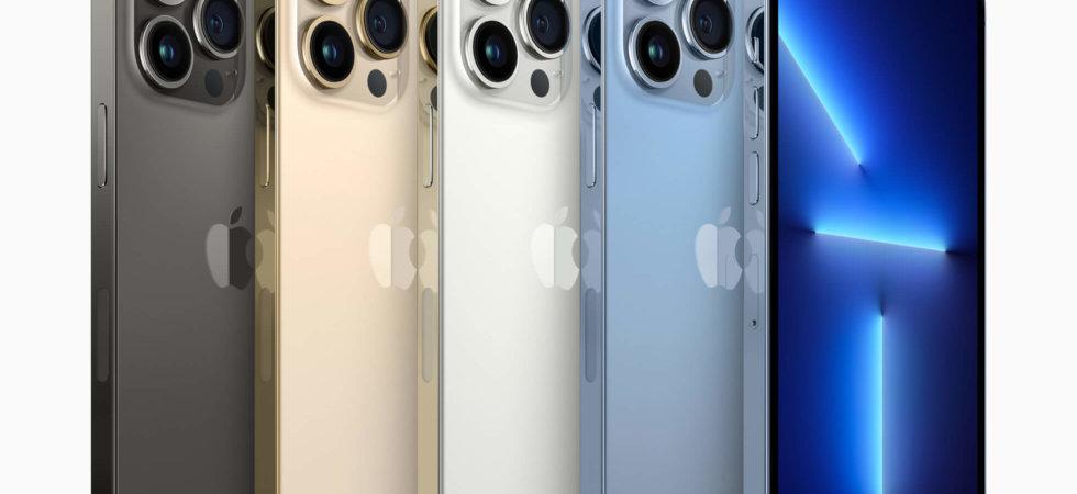 Erstaunlich ausdauernd: Das iPhone 13 Pro Max schlägt Samsungs Galaxy S21 im Akkutest