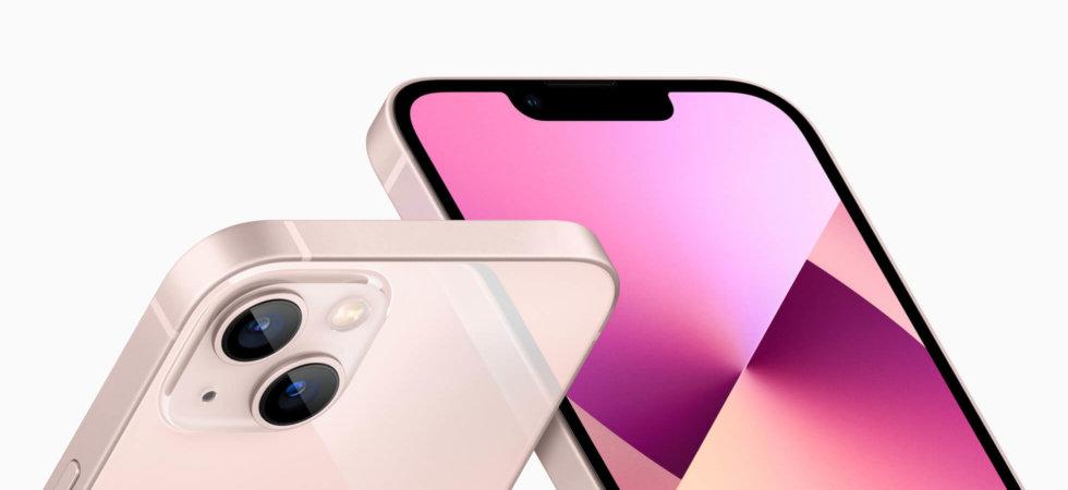iPhone 13 wird Opfer der Chipkrise: Apple-Aktie schwach