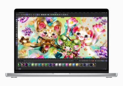 Apple zur MacBook-Notch. Ein wirklich intelligentes Design